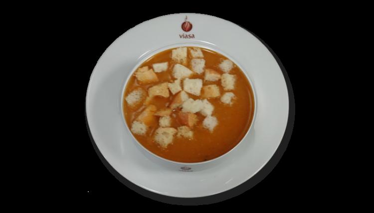 sopa de peixe à moda do viasa